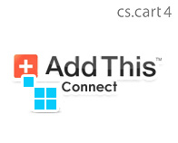 CS-Cart AddThis Integration
