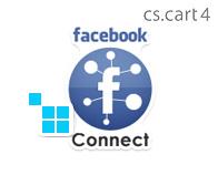 CS-Cart Facebook Integration