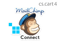 CS-Cart MailChimp Integration