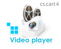 CS-Cart Video Player